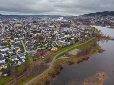 FORURENSET GRUNN: 28 boligeiere må regne med ulike undersøkelser på sine eiendommer på Volla i Lillestrøm.