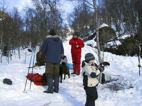 Ski: Skiturer og turer i skog og mark er viktig.