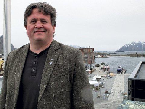 LØSninger: Ordfører Eivind Holst har avklart uklarheter rundt reguleringsbestemmelsene. – I fremtiden bør utbygger ta opp spørsmål i dialogmøter med byggesaksavdeling og rådmannen, mener han. Foto: Hugo Johansen.