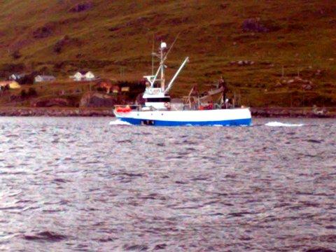LØNNSOM: «Øynes» er en meget lønnsom båt for rederiet. Foto: Kai Nikolaisen