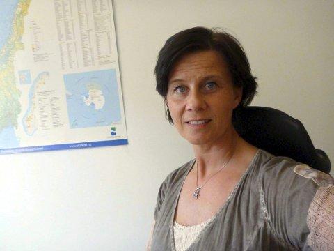 Havnesjef: Ann-Helen Ernstsen i Vestvågøy kommune, forholder seg til Kystverkets konklusjon i saken.