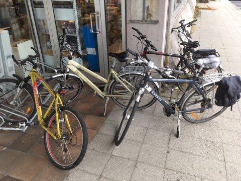 Det finnes enkle og gode tips for hvordan du sikrer sykkelen best.