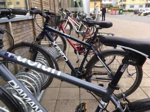 Det nærmer seg skolestart og da viser statistikken at antall sykkeltyveri øker.