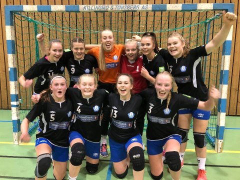 SAMARBEID: Team Lofoten består av spillere fra Vågan og Vestvågøy. I helga skal de bryne seg på toppnivå i Bring-serien.