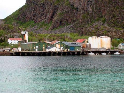 Rydder opp: Hordafor varsler tiltak på anlegget på Brettesnes etter varsel om mulkt fra Vågan kommune.