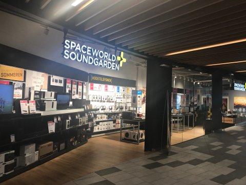 Konkurs: Spaceworld Soundgarden er konkurs nasjonalt. Torsdag ettermiddag ville ikke daglig leder Rainer Solheim i Svolvær kommentere saken.