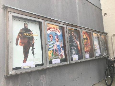 Kino: Flere har funnet en film de vil se på Svolvær filmteater i august og så langt i år sammenlignet med i fjor forteller markedsansvarlig Atle Jensen