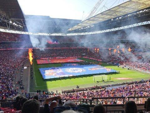 Wembley: Vinneren av Tippemesterskapet stikker av med en tur til London og en billett til FA Cup-finalen på Wembley.