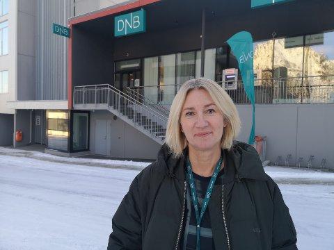 Ikke overrasket: Elisabeth Fredriksen i DNB er ikke overrasket over at menn dominerer inntektstoppen på skattelistene.