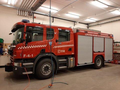 Innsamling: Audun Inge Rasmussen har tatt initiativ til en innsamlingsaksjon på Spleis til Lofoten brann- og redningsvesen i Moskenes. Alle midlene som samles inn skal gå til å øke og bevare kunnskap og kompetanse, i tillegg til innkjøp av manglende utstyr.