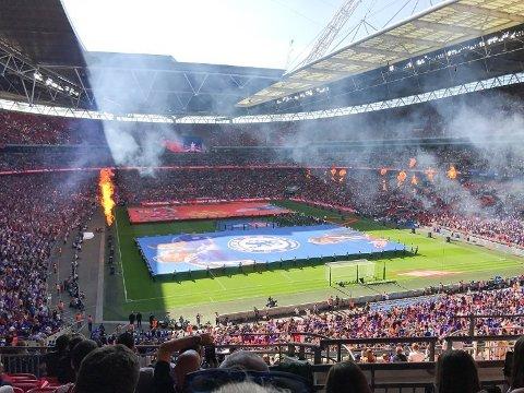Wembley: Vinneren av Tippemesterskapet stikker av med en tur til London og billett til FA-cupfinalen.