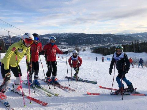 Svolvær alpinklubb i Mo i Rana.