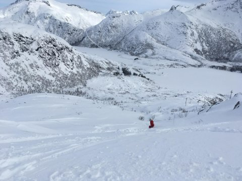 Onsdag åpner alpinbakken i Svolvær igjen.