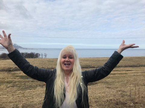 Vinner: Etter å ha deltatt i konkurransen i 20 år gikk det endelig Willgunn Didriksen sin vei. Lørdag ble det klart at hun er vinneren av Tippemesterskapet 2019.