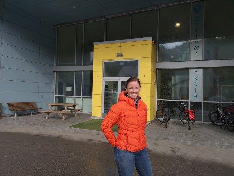Lokallagsleder i Utdanningsforbundet i Vågan, Erna Ravn, håper mange møter opp på det åpne møtet.