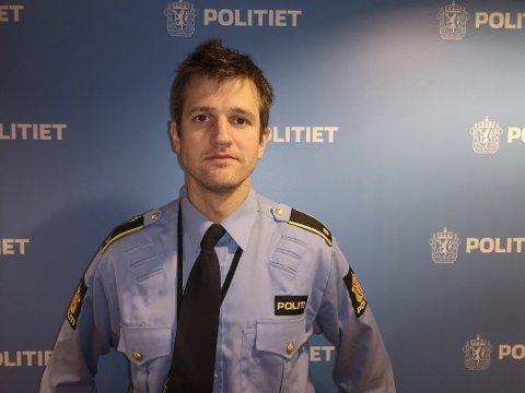 BRED ETTERFORSKNING.:  Ingar Brun leder etterforskningen etter voldtekten i Svolvær sist søndag.