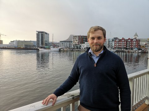 Tunnel: Fylkesråd for transport og infrastruktur, Bent-Joacim Bentzen, vil jobbe for tunnel under Hadselfjorden.