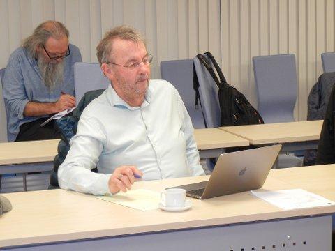 Nedstemt om mottak av flyktninger. Pål Krüger (Frp) fikk ingen støtte i formannskapet for sitt forslag om å ikke ta i mot flyktninger i 2021.