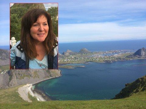 Streng: Værøy-ordfører Susan Berg Kristiansen vil fortsatt ha strenge karanteneregler for å beskytte øysamfunnet