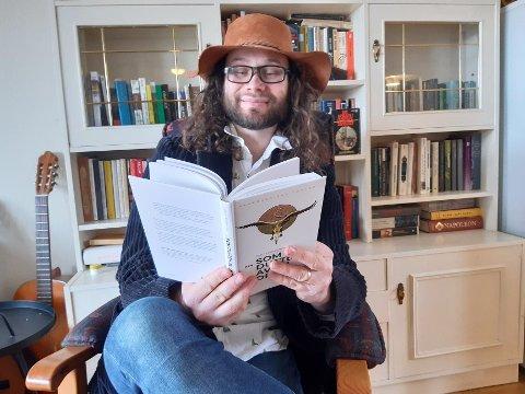 Forfatter: Bjarne Benjaminsen er klar med sin debutbok.