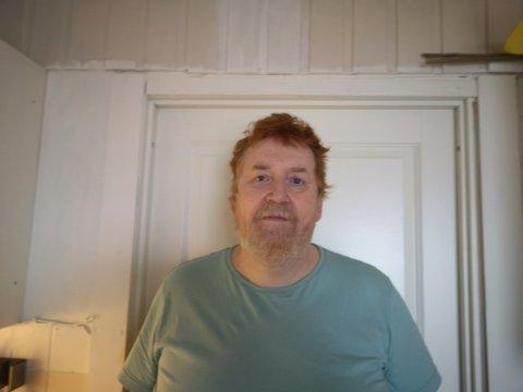 KRITISK:  Waltger Pettersen mener at politiet ikke la ned mye arbeid i å finne tihengeren som han ble frastjålet.