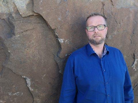 Fortvilet: Leder i Kabelvåg IL, Øyvind Løvdal, er fortvilet over at ingen vil påta seg rollen som leder for klubbens fotballgruppe.