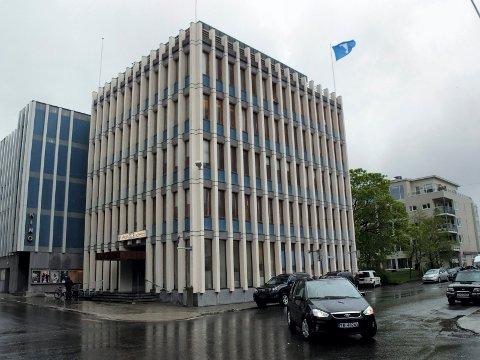 Svolvær Vågan kommune rådhuset