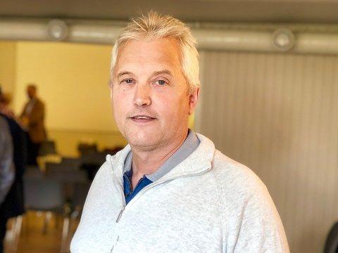 FÆRRE BRUK: Jeg spår 15 færre bruk i Nord-Norge i 2021, sier Egil Johansen som både er styreleder av Sjømatklyngen Senja og daglig leder i Nord-Senja Fisk AS i Botnhamn