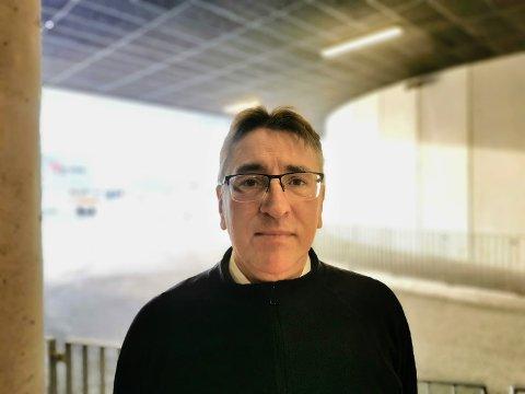 REISE: Vladislav Stankovics familie skulle til Tromsø i julen, det ble det ikke noe av.