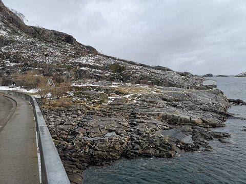 Vil bygge ut: Her på Geitvikneset utenfor Henningsvær er det planer om rundt 15 sjøhus og satsing på reiseliv.