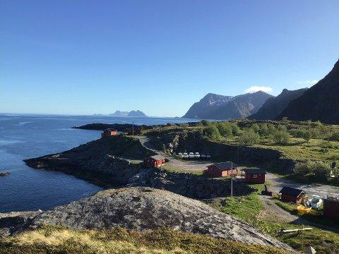 OVERTAR I JUNI: Vidar Femdal Røe planlegger flytting til Lofoten.