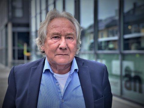 Eivind Inge Storvoll har sagt opp sin stilling som fylkessekretær i Nordland Sp.