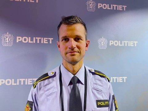 TRE SIKTET I SVINDELSAK: Etterforskningsleder Ingar Brun er i samarbeid med flere andre politidistrikt i gang med å rulle opp et svindelnettverk. Så langt er tre menn med tilknytning til Lofoten siktet.