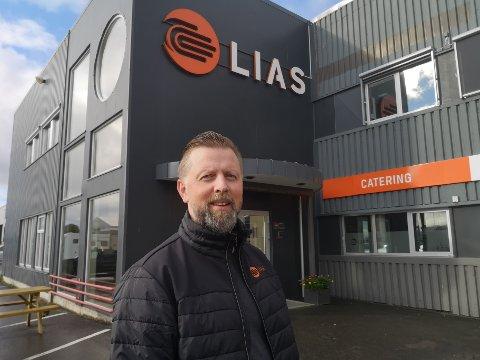 På plass: Rune Barosen Nilssen er på plass som administrerende direktør i LIAS.