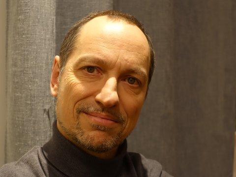 Rolf G. Zimmermann, leder i Vestvågøy Venstre.