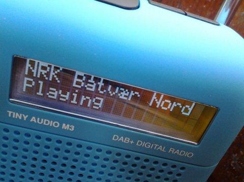RADIO: De store kanalene har for lengst gått voer til sendinger på DAB. Nå bygger en av Nord-Norges eldste lokalradioer, Radio Bø, opp sitt eget sendenett for DAB i Lofoten, Ofoten og Vesterålen.