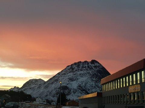 Ramberg skole i bruk ut året.