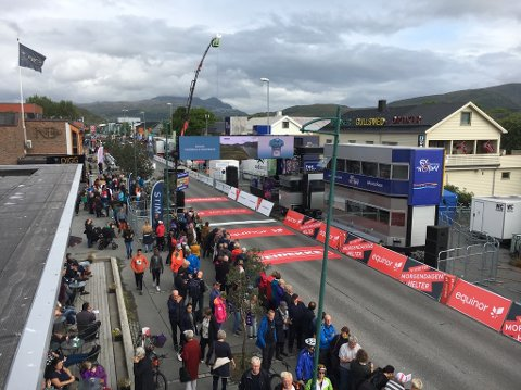 The Arctic Race of Norway 2019.