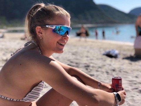 Kathrine Larsen er student og jobber med barne- og ungdomsutvikling i Tromsø IL.