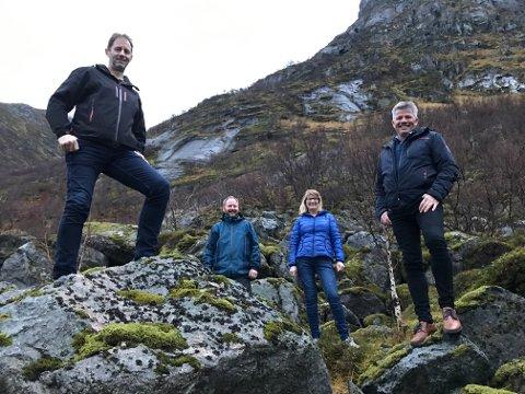 Bernt Windstad, Remi Solberg, Wenche Arntsen og Bjørnar Skjæran representerer Arbeiderpartiets grunnfjell.