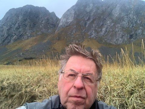 Torstein Krogh.