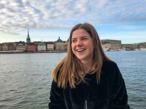 Hilde Friksen Laumann studerer russisk, har vært landstillitsvalgt i Vernepliktsrådet og hun liker ikke å sitte stille.