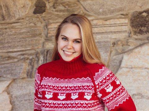 Regine Holst Samuelsen fra Napp studerer i Trondheim.