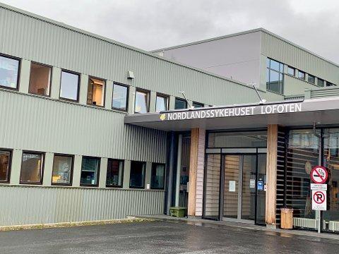 Sykehuset på Gravdal.