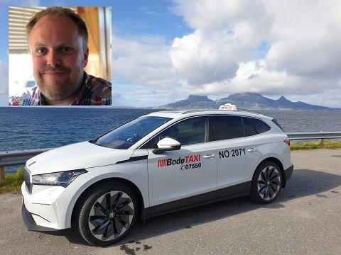 Hans Eirik Trodal har blitt eier av denne bilen.