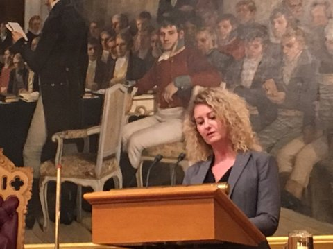 VARA: Unni Nilsen Husøy vurdserer om hun skal la seg renominere på varaplass på Fremskrittspartiets liste til stortingsvalget 2021.
