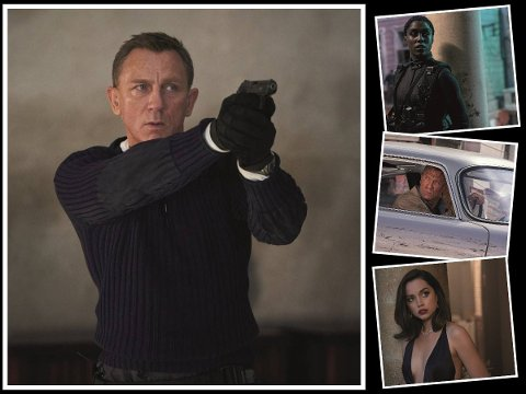 BEST TIL NÅ: Den nye Bond-filmen er den beste til nå! Slik lyder dommen fra kinosjef Jan Schou i Kvinesdal.