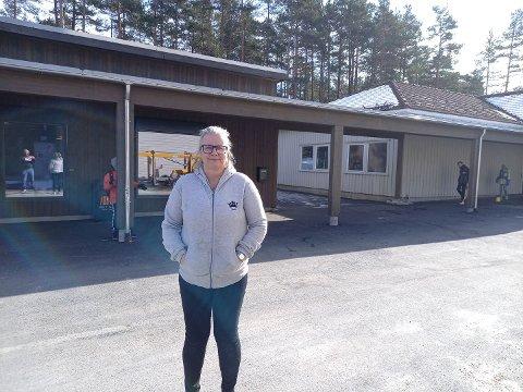 BOKMÅL: Merete Hartmann forteller at hun stemte for bokmål.