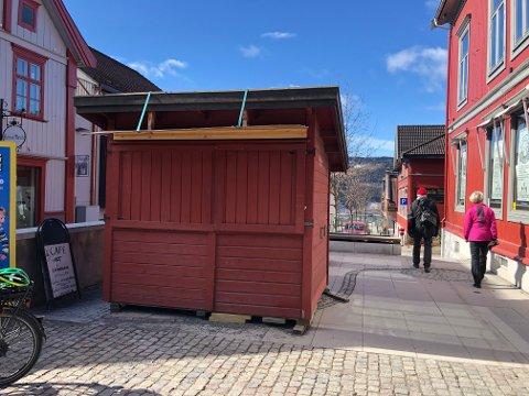 Et nytt tilbud ser snart dagens lys på Wiesesplass midt i gågata