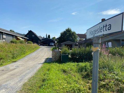 Beboere i Hagesletta sliter med vond lukt i nabolaget.